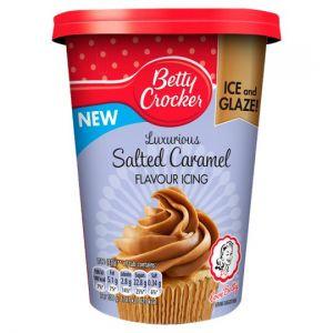 Betty Crocker Salted Caramel Icing 400g