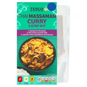 Tesco Massaman Curry Meal Kit 244g