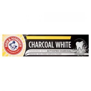 Arm & Hammer Charcoal White 75ml