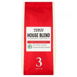 Tesco House Roast & Ground Coffee 227g
