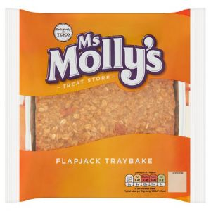 Ms Molly's Flapjack Traybake 360g