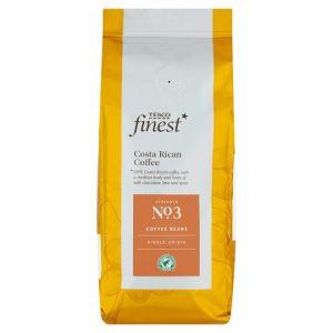 Tesco Finest Fairtrade Costa Rican Bean 227g
