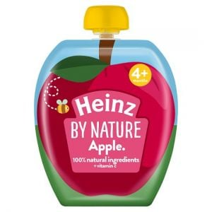 Heinz By Nature Apple Fruit Pouch 100g