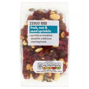 Tesco Fruit, Nut and Seed Sprinkle 200g