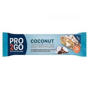 Pro2go Coconut & Chocolate Protein Bar 60g