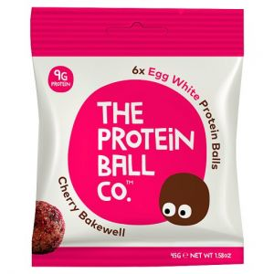 The Protein Ball Co. Cherry Bakewell 45g