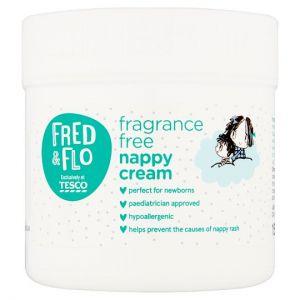 Fred & Flo Fragrance Free Nappy Cream 150ml