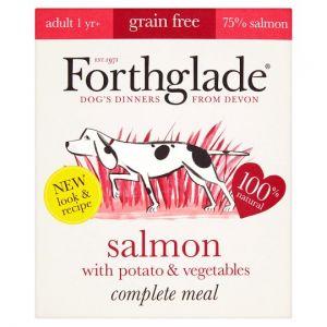Forthglade Adult Dog Salmon, Potato and Vegetable 395g