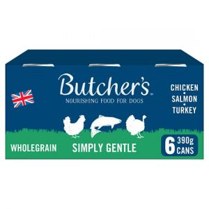 Butcher's Simply Gentle Dog Food Tins 6X390g