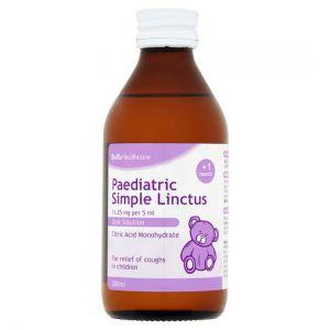 Bells Paediatric Simple Linctus 200ml