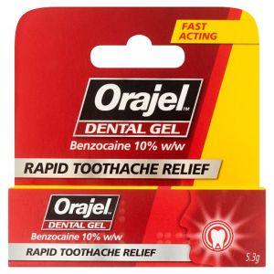 Orajel Dental Gel 5.3g