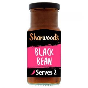 Sharwoods Stir Fry Black Bean Sauce 195g