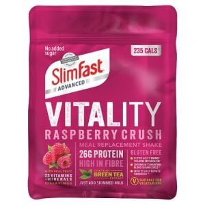 Slim Fast Raspberry Crush Powder 400g