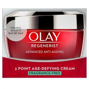 Olay Regenerist 3 Point Fragrance Free Day Cream 50ml