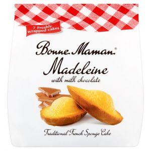 Bonne Maman Chocolate Madeleines 210g
