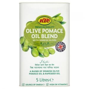 Ktc Blended Olive Pomace Oil 5Ltr