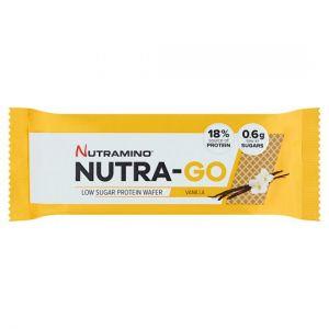 Nutramino Nutra Go Vanilla Protein Wafer 39g