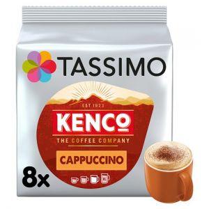 Tassimo Kenco Cappuccino Coffee Pods 8 Servings