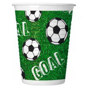 Tesco Football Cup 8Pk