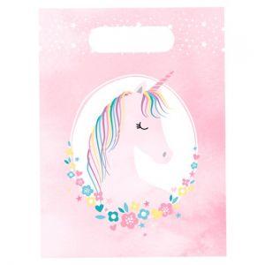 Tesco Unicorn Lootbag 8Pk