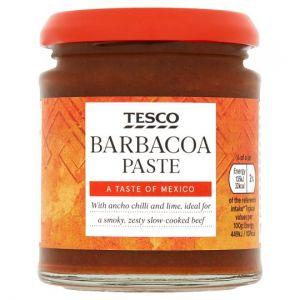 Tesco Barbacoa Paste 180g
