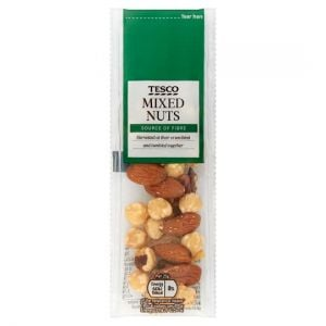 Tesco Mixed Nuts 25g
