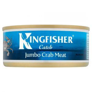 Kingfisher Jumbo Crab 145g