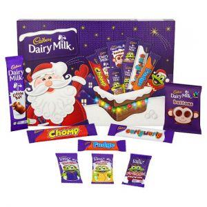 Cadbury Dairy Milk  Selection Box 145g