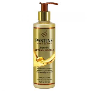 Pantene Gold Leave In Detangling Milk 225ml