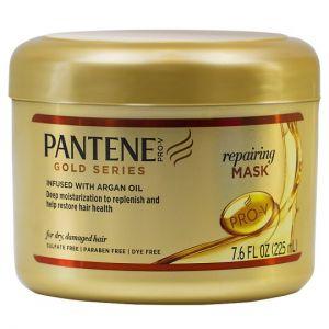 Pantene Gold Repair Mask 225ml