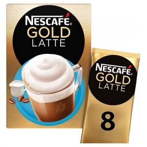 Nescafe Gold Latte 8 X 19.5g