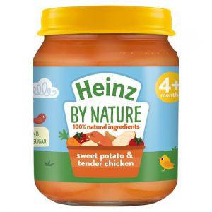 Heinz Sweet Potato and Chicken Jar 120g
