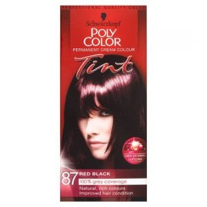 Schwarzkopf Poly Color Tint Red Black