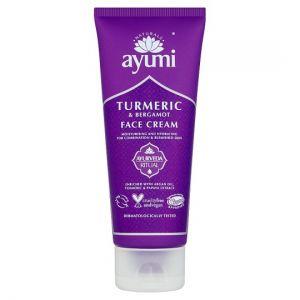 Ayumi Turmeric and Bergamot Face Cream 100ml