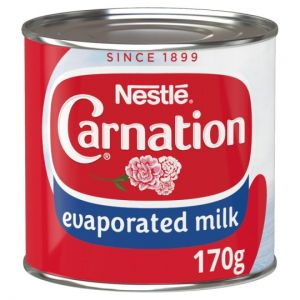 Carnation Evaporated Milk 170g
