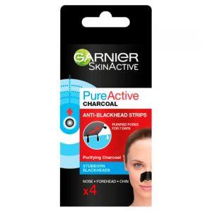 Garnier Charcoal Anti-Blackhead Strips 4 Pack