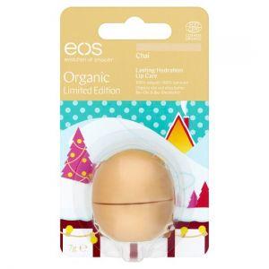 Eos Organic Lip Balm Fireside Chai 7g