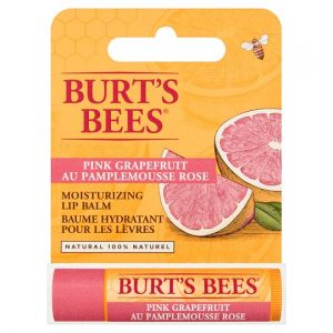 Burt's Bees Pink Grapefruit Lip Balm 4.25g