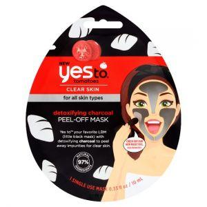 Yes To Charcoal Peeloff Mask 10ml