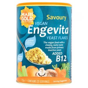 Engevita Yeast Flakes With Added Vitamin B12 125g
