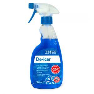 Tesco Trigger De-Icer 500ml