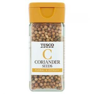 Tesco Coriander Seeds 26g