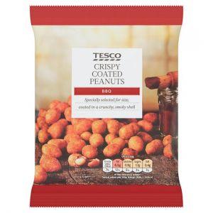 Tesco BBQ Flavoured Coated Peanuts 200g