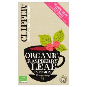 Clipper Organic Raspberry Leaf 20 Tea Bags 50g