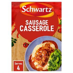 Schwartz Sausage Casserole Mix 35g
