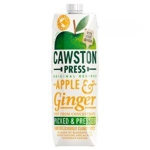 Cawston Press Apple & Ginger Juice 1 Litre