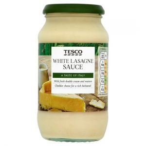 Tesco Lasagne White Sauce 430g
