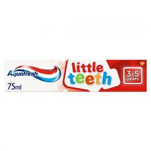 Aquafresh Little Teeth 3-5 Years Toothpaste 75ml