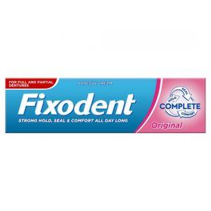 Fixodent Complete Denture Adhesive Cream 47g