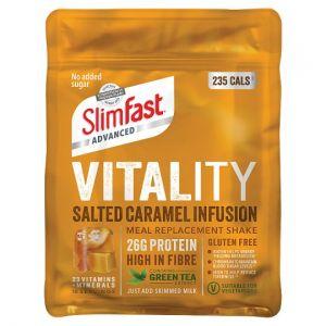 Slim Fast Salted Caramel Powder 400g
